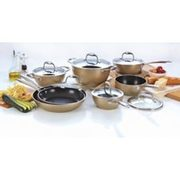 Lagostina Diamond Collection Cookware Set, 12-pc - $269.99 ($630.00 Off)