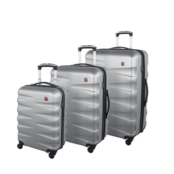 6410cf2aa Best Buy SWISSGEAR Waddington 3-Piece Hard Side Expandable Luggage Set -  $249.99 ($550.00 off) SWISSGEAR Waddington 3-Piece Hard Side Expandable Luggage  Set
