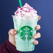 Starbucks: Crystal Ball Frappuccinos are Available Now!