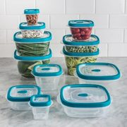 Kitchen Stuff Plus Red Hot Deals: 24-Pc. Fresh Seal Storage Containers $10, Quench Double-Wall Water Bottles $10 + More!