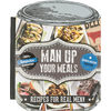 Man Up Your Meals Cook Book - $3.99 (30% off)
