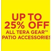 All Tera Gear Patic Accessories - Up to 25% off