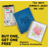 Planners & Planner Accessories - BOGO Free