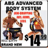 ABS Advanced Body System - $14.99