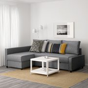 IKEA Limited-Time Deals: FRIHETEN Corner Sofa-Bed $499, LEIRSUND Adjustable Slatted Bed Base $50 + More