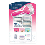 Schick Intuition Razor + 13 Cartridges - $22.99 ($6.50 off)