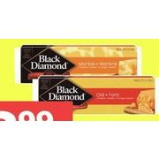 Black Diamond Cheese Bars - $3.99