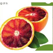 Blood Oranges  - $2.99/lb