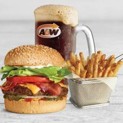A&W Coupons: Bacon & Egger Combo for $4.99, Mama Burger Combo for $4.99, Spicy Habanero Chicken Burger for $4.49 + More!