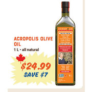 Acropolis Olive Oil - $24.99 ($7.00 off)