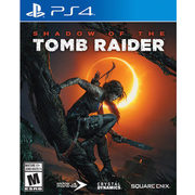 Shadow of the Tomb Raider (PS4) - $29.99 ($20.00 off)