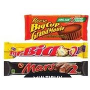 Family Size Chocolate Bars - 3/$5.00