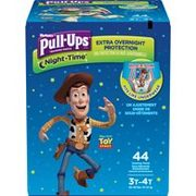 Huggies Pull-Ups or Goodnites Nighttime Underwear - $21.99