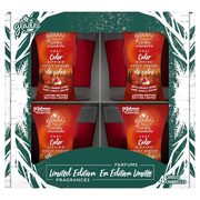 Glade Holiday Candles  - $12.00/pack