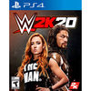 WWE 2K20 PS4 / Xbox One - $39.99 ($40.00 off)