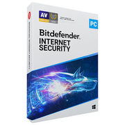 Bitdefender Internet Security Bonus Edition - $29.99 ($50.00 off)