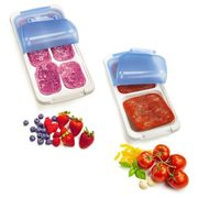Prepworks® Freezer Portion Pods™ Collection In White - $18.39 ($4.60 Off)