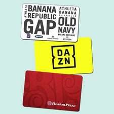 [Amazon.ca] Save on Gift Cards from Boston Pizza, Gap + More!