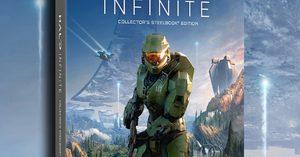 [Best Buy] Pre-Order the Halo Infinite Collector's SteelBook!