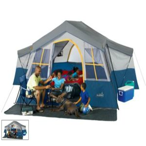 Canadian Tire Broadstone 10-Person Cabin Tent - $199.99 (39%) - RedFlagDeals.com  sc 1 st  RedFlagDeals.com & Canadian Tire: Broadstone 10-Person Cabin Tent - $199.99 (39 ...