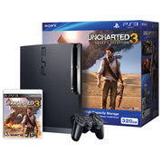 PriceMatters.ca: PlayStation 3 320GB Uncharted Drake's Deception 3 Bundle $202.99 w/Free Shipping