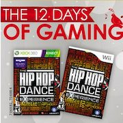 EBGames.ca: 50% Off The Hip Hop Dance Experience for Wii and Xbox 360 Kinect Today, Free Shipping